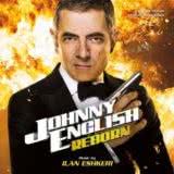Маленькая обложка диска c музыкой из фильма «Агент Джонни Инглиш: Перезагрузка»