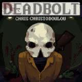 Маленькая обложка диска c музыкой из игры «Deadbolt»