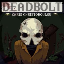 Обложка к диску с музыкой из игры «Deadbolt»