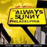 Маленькая обложка диска c музыкой из сериала «В Филадельфии всегда солнечно»
