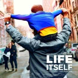 Обложка к диску с музыкой из фильма «Сама жизнь»