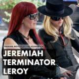 Маленькая обложка к диску с музыкой из фильма «Джеремая Терминатор ЛеРой»