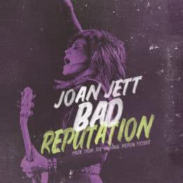 Обложка к диску с музыкой из фильма «Плохая репутация»