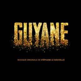 Обложка к диску с музыкой из сериала «Гвиана (1 сезон)»