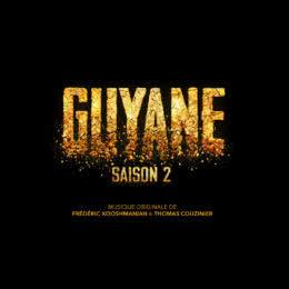 Обложка к диску с музыкой из сериала «Гвиана (2 сезон)»