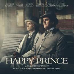 Обложка к диску с музыкой из фильма «Счастливый принц»