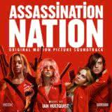 Маленькая обложка диска c музыкой из фильма «Нация убийц»