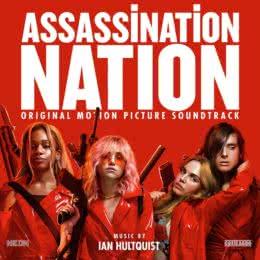 Обложка к диску с музыкой из фильма «Нация убийц»