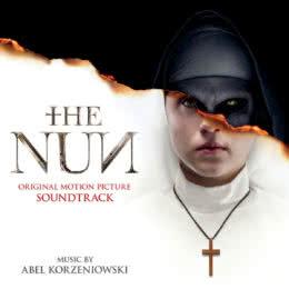 Обложка к диску с музыкой из фильма «Проклятие монахини»