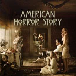 Обложка к диску с музыкой из сериала «Американская история ужасов (1-6 сезон)»