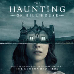 Обложка к диску с музыкой из сериала «Призраки дома на холме (1 сезон)»