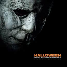 Обложка к диску с музыкой из фильма «Хэллоуин»