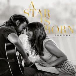 Обложка к диску с музыкой из фильма «Звезда родилась»