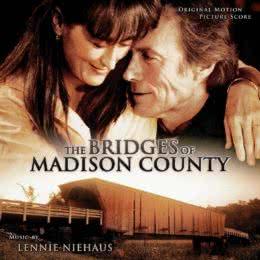 Обложка к диску с музыкой из фильма «Мосты округа Мэдисон»