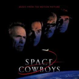 Обложка к диску с музыкой из фильма «Космические ковбои»