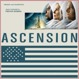Обложка к диску с музыкой из сериала «Вознесение (1 сезон)»