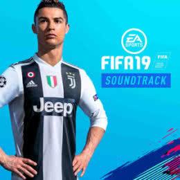 Обложка к диску с музыкой из игры «FIFA 19»