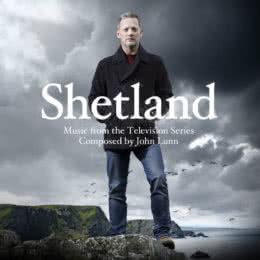 Обложка к диску с музыкой из сериала «Шетланд»