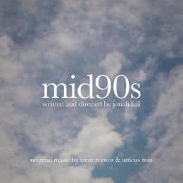 Обложка к диску с музыкой из фильма «Середина 1990-х»