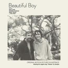 Обложка к диску с музыкой из фильма «Красивый мальчик»