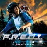 Маленькая обложка к диску с музыкой из фильма «Ф.Р.Э.Д.И.»