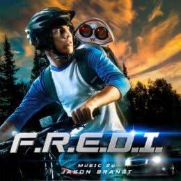 Обложка к диску с музыкой из фильма «Ф.Р.Э.Д.И.»