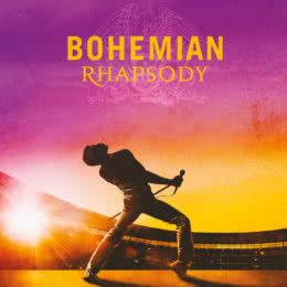 Обложка к диску с музыкой из фильма «Богемская рапсодия»