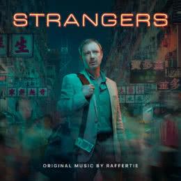 Обложка к диску с музыкой из сериала «Незнакомцы (1 сезон)»