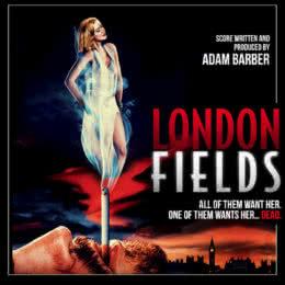 Обложка к диску с музыкой из фильма «Лондонские поля»