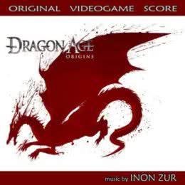 Обложка к диску с музыкой из игры «Dragon Age: Origins»