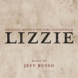 Обложка к диску с музыкой из фильма «Месть Лиззи Борден»