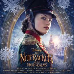 Обложка к диску с музыкой из фильма «Щелкунчик и четыре королевства»