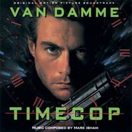 Обложка к диску с музыкой из фильма «Патруль времени»