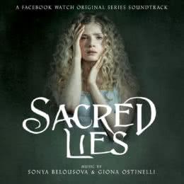 Обложка к диску с музыкой из сериала «Священная ложь (1 сезон)»