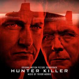 Обложка к диску с музыкой из фильма «Хантер Киллер»