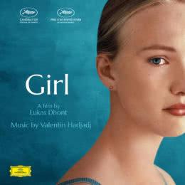 Обложка к диску с музыкой из фильма «Девочка»