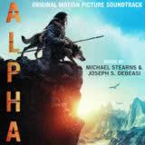 Маленькая обложка к диску с музыкой из фильма «Альфа»