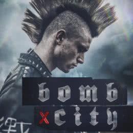 Обложка к диску с музыкой из фильма «Город-бомба»