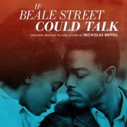 Обложка к диску с музыкой из фильма «Если Бил-стрит могла бы заговорить»