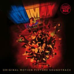 Обложка к диску с музыкой из фильма «Экстаз»