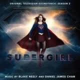 Маленькая обложка диска с музыкой из сериала «Супергерл (3 сезон)»