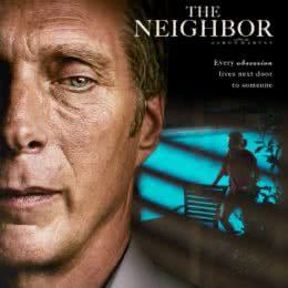 Обложка к диску с музыкой из фильма «Сосед»