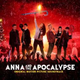Обложка к диску с музыкой из фильма «Анна и апокалипсис»