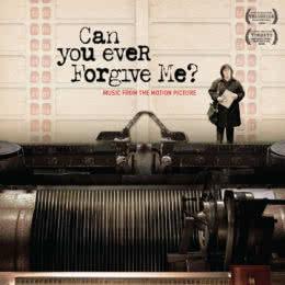 Обложка к диску с музыкой из фильма «Сможете ли вы меня простить?»
