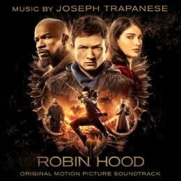 Обложка к диску с музыкой из фильма «Робин Гуд: Начало»