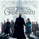 Маленькая обложка к диску с музыкой из фильма «Фантастические твари: Преступления Грин-де-Вальда»