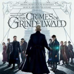 Обложка к диску с музыкой из фильма «Фантастические твари: Преступления Грин-де-Вальда»