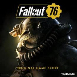 Обложка к диску с музыкой из игры «Fallout 76»