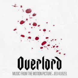 Обложка к диску с музыкой из фильма «Оверлорд»