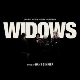 Обложка к диску с музыкой из фильма «Вдовы»